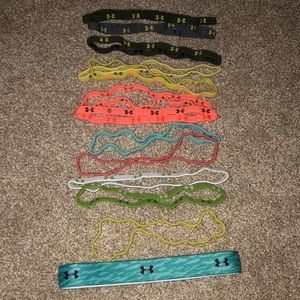 Under Armour head bands